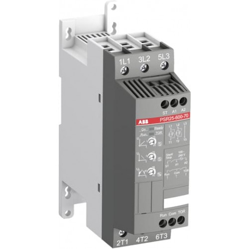 PSR25-600-70 (11kW , 400VAC Soft Starter)