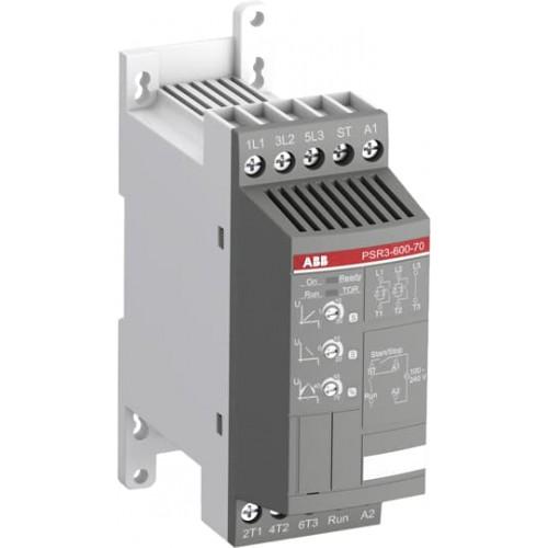 PSR3-600-70 (1,5kW , 400VAC Soft Starter)