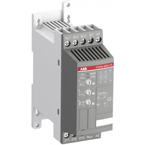 PSR6-600-70 (3kW , 400VAC Soft Starter)
